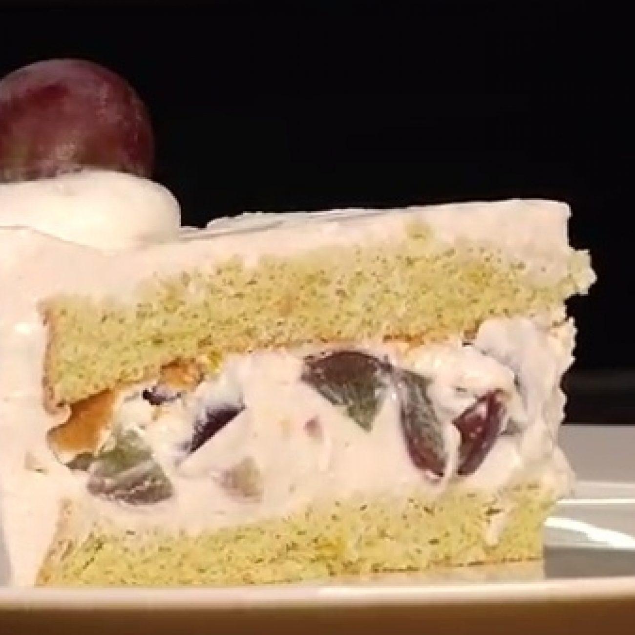 Rosé borhab torta