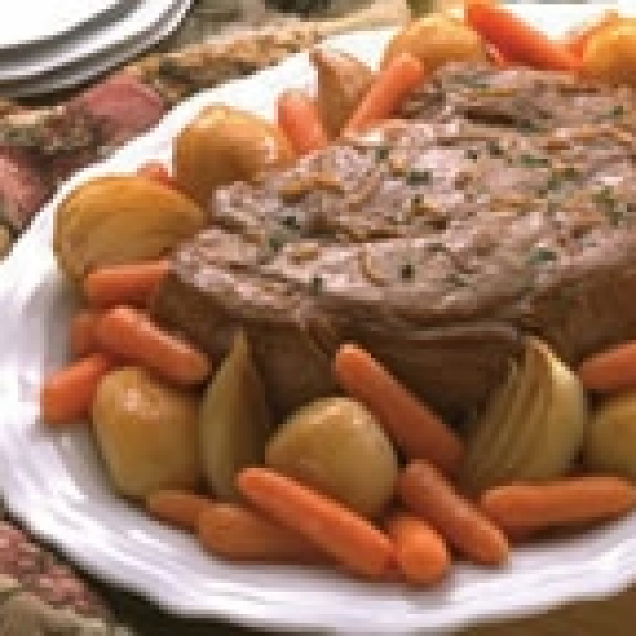 Dinsztelt marhahús