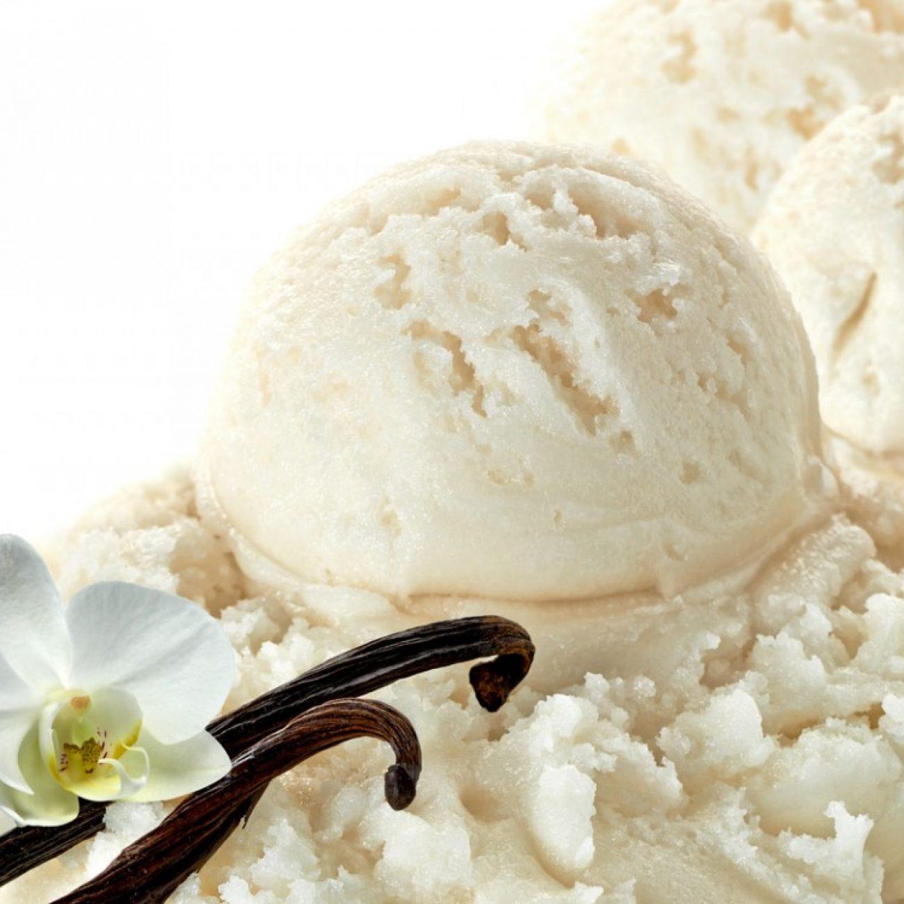 Házi vaníliafagylalt