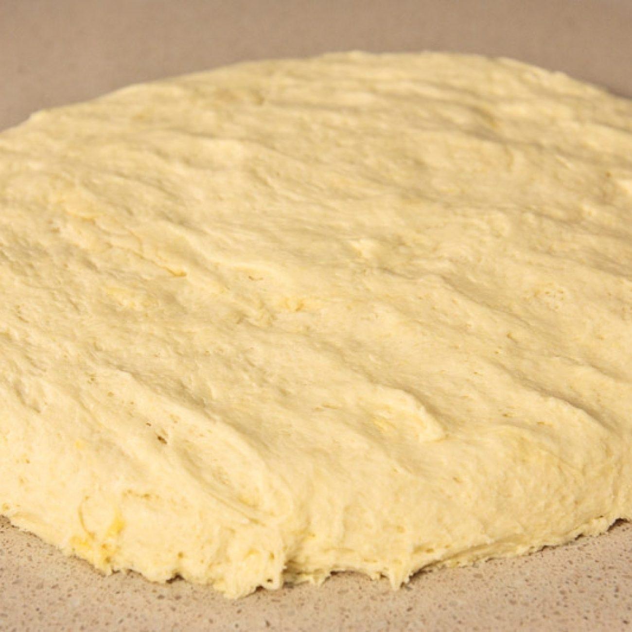 Sajtos-krumplis pogácsa