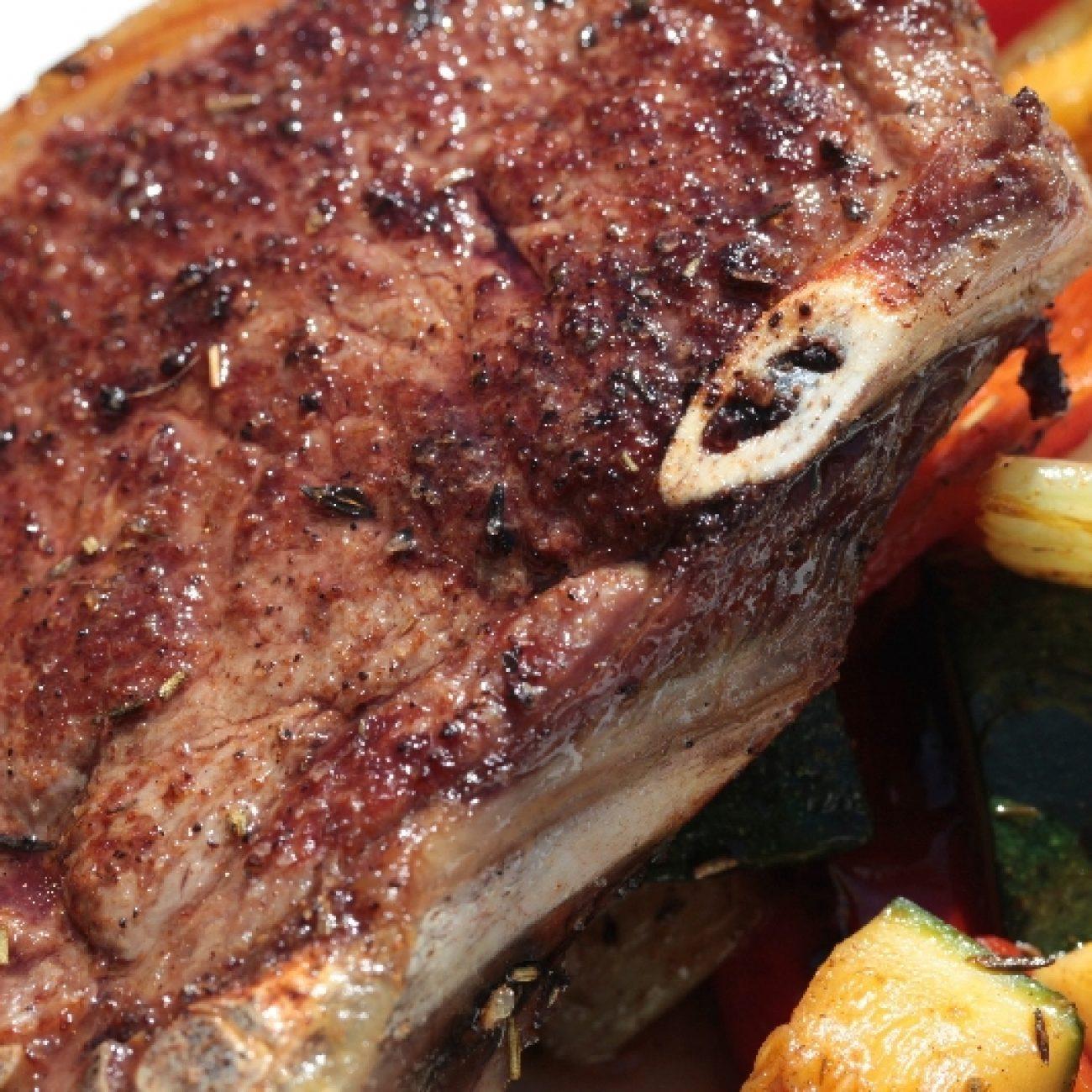 Bivaly steak