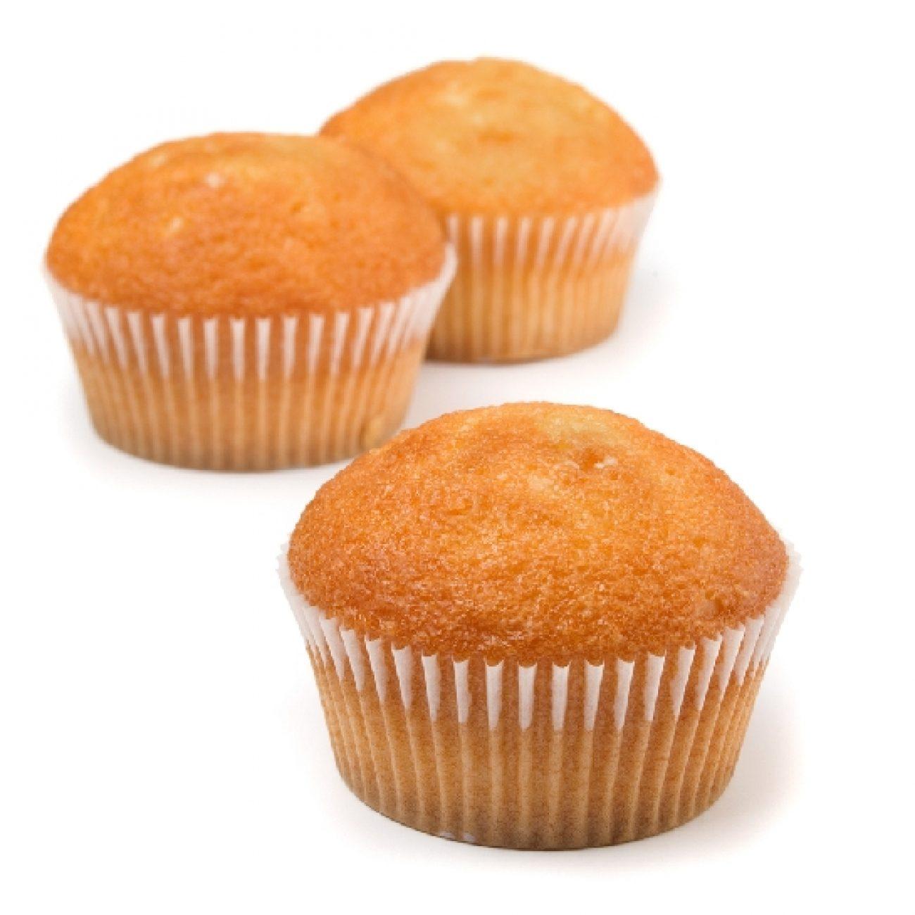 Gyömbéres-zöldcitromos muffin