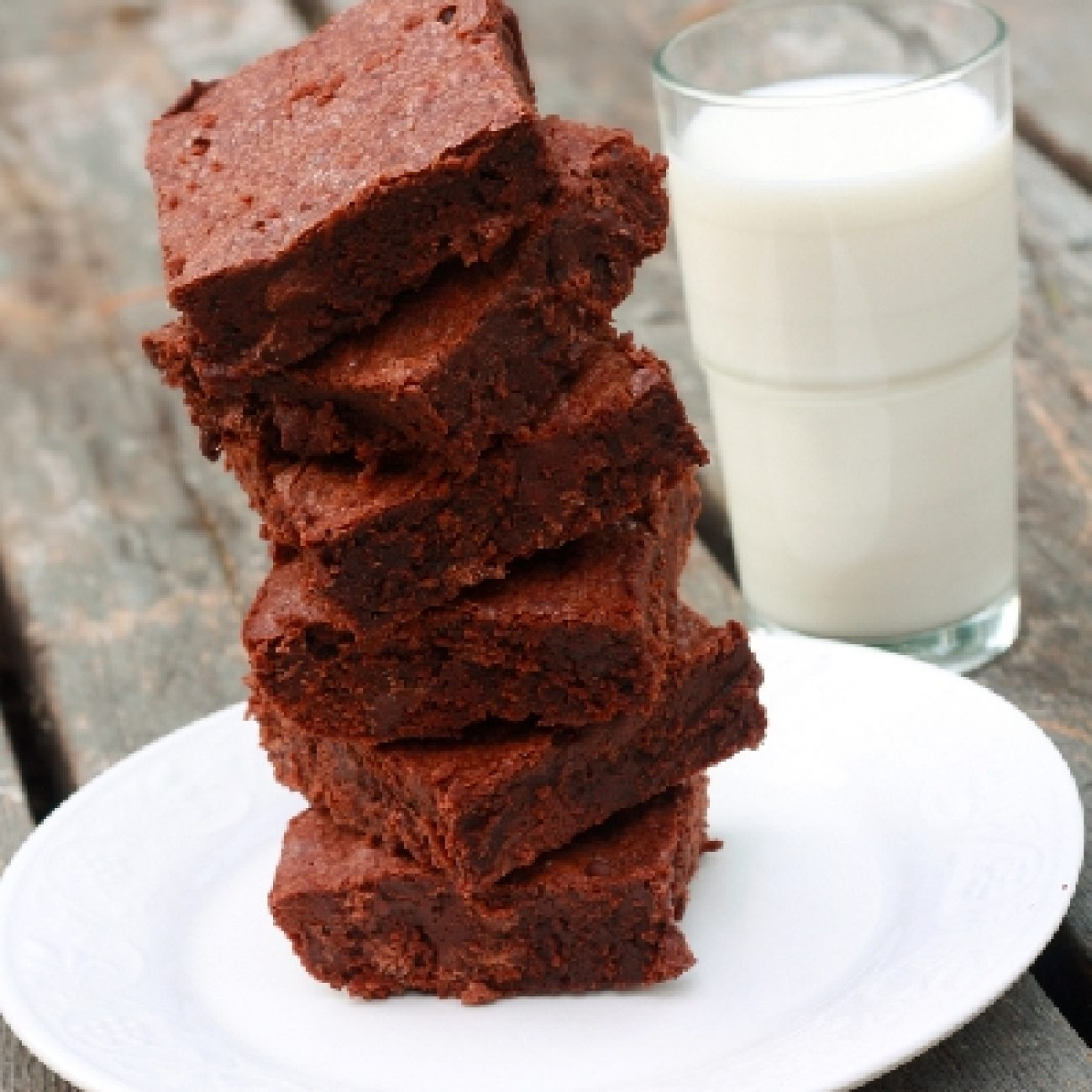 Brownie gluténmentesen, sütőpormentesen