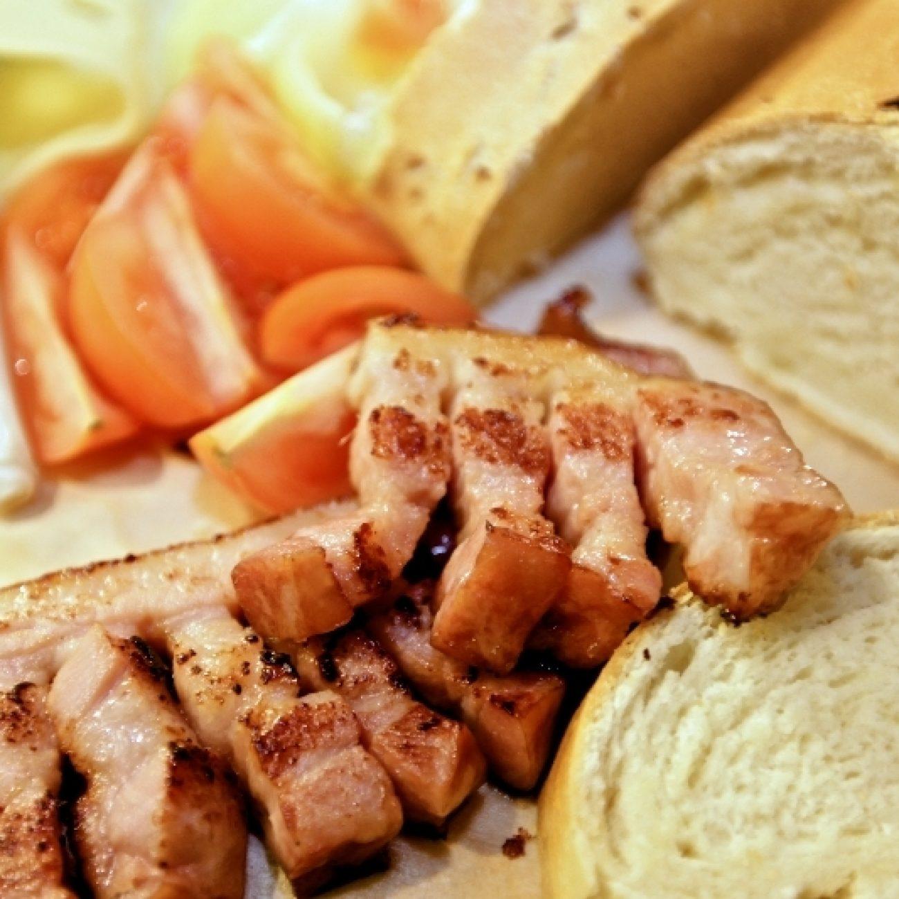 Hagymás kenyér – Farkas Vilmossal