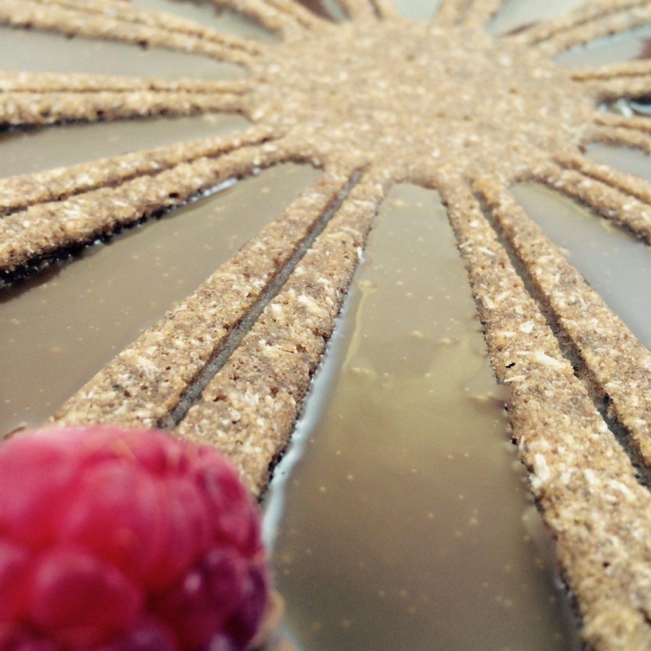 Kókusztorta zila tortaformában
